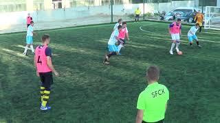 Поле 2 | 5.FC DUZAIN FASAD 3-2 SFCK TEAM #SFCK Street Football Challenge Kiev
