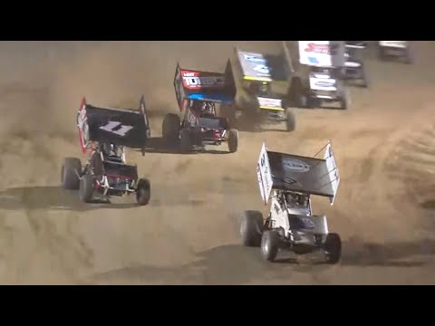 """Highlights: ASCoC """"OH Speedweek"""" @ Muskingum County Speedway 6.17.2021 - dirt track racing video image"""