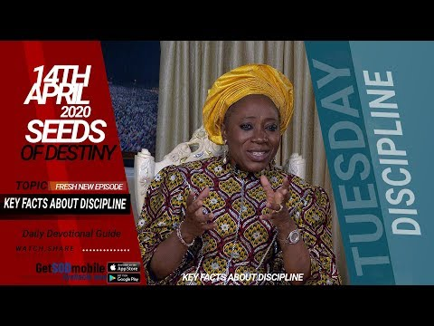 Dr Becky Paul-Enenche - SEEDS OF DESTINY - TUESDAY, APRIL 14, 2020