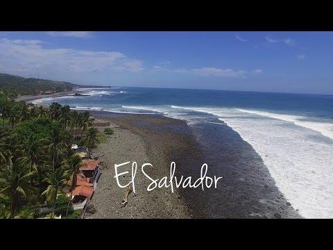 El Salvador by drone - UC7_SYjbUn0K0VhcY7D3zs6g