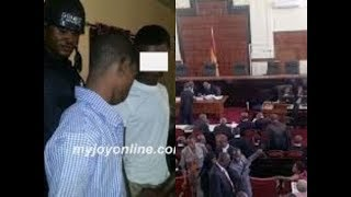 (BREAKING NEWS) NAM1'S case adjourned to 26th July by Accra high court