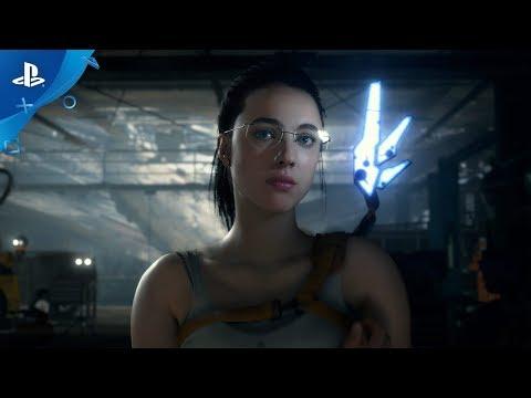 Death Stranding – Gamescom 2019 Mama Character Spotlight Trailer | PS4 - UC-2Y8dQb0S6DtpxNgAKoJKA