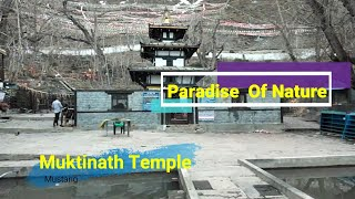 Exploring jomsom muktinath Temple, vlog day-2, Beni to Muktinath.