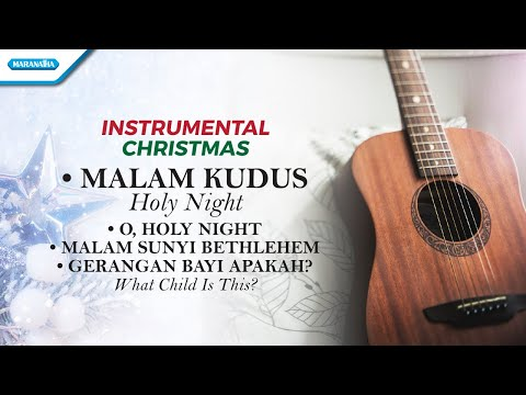 Willy Soemantri - Instrumental Christmas - Gitar - Medley Malam Kudus