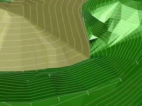 Video rendering del progetto a recupero avvenuto