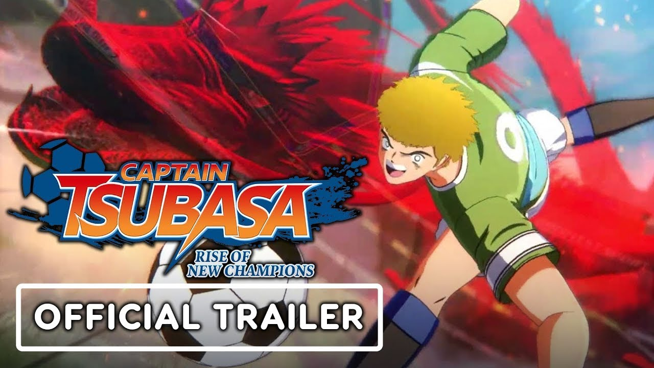 Captain Tsubasa: Rise of New Champions – Official Update Trailer