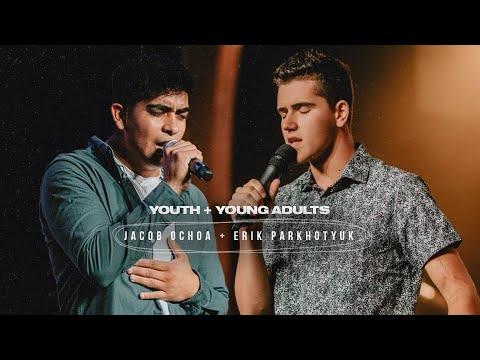 Youth & Young Adults Service 1.6.21  Erik Parkhotyuk & Jacob Ochoa