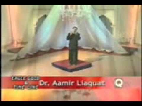 Man Nachat Hai - Amir Liaquat Hussain Naat