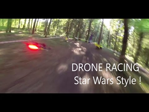 FPV Racing drone racing star wars style Pod racing are back! - UCe7WubuhTh2P_zwYexO7YJA