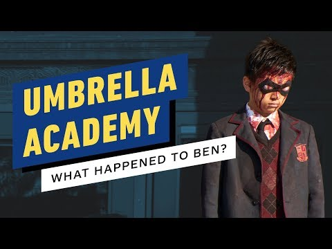 Umbrella Academy: What Happened to Ben? - UCKy1dAqELo0zrOtPkf0eTMw