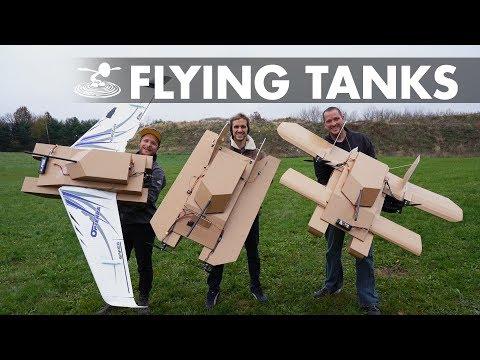 Making a Tank Fly  //  Part 1 - UC9zTuyWffK9ckEz1216noAw