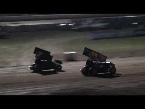 34 Raceway June 17th 2021 - dirt track racing video image