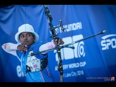 Recurve Women - Highlights - Hyundai Archery World Cup Samsun 2018
