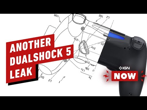 New DualShock 5 Leak Features Extra Back Triggers - IGN Now - UCKy1dAqELo0zrOtPkf0eTMw