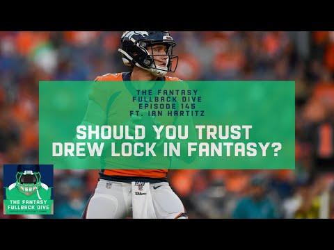 Should You Trust Drew Lock in Fantasy 2020? | Fantasy Football Podcast
