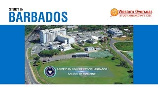 Study in Barbados - American University of Barbados(School of Medicine)