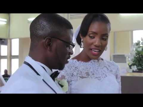 DAMMYELLA CHURCH WEDDING (FULL VIDEO)
