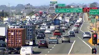 Bay Area Commuters Spend 100-Plus Hours a Year in Traffic