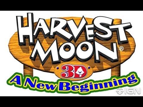 Harvest Moon: A New Beginning - Edit Mode Trailer - UCKy1dAqELo0zrOtPkf0eTMw