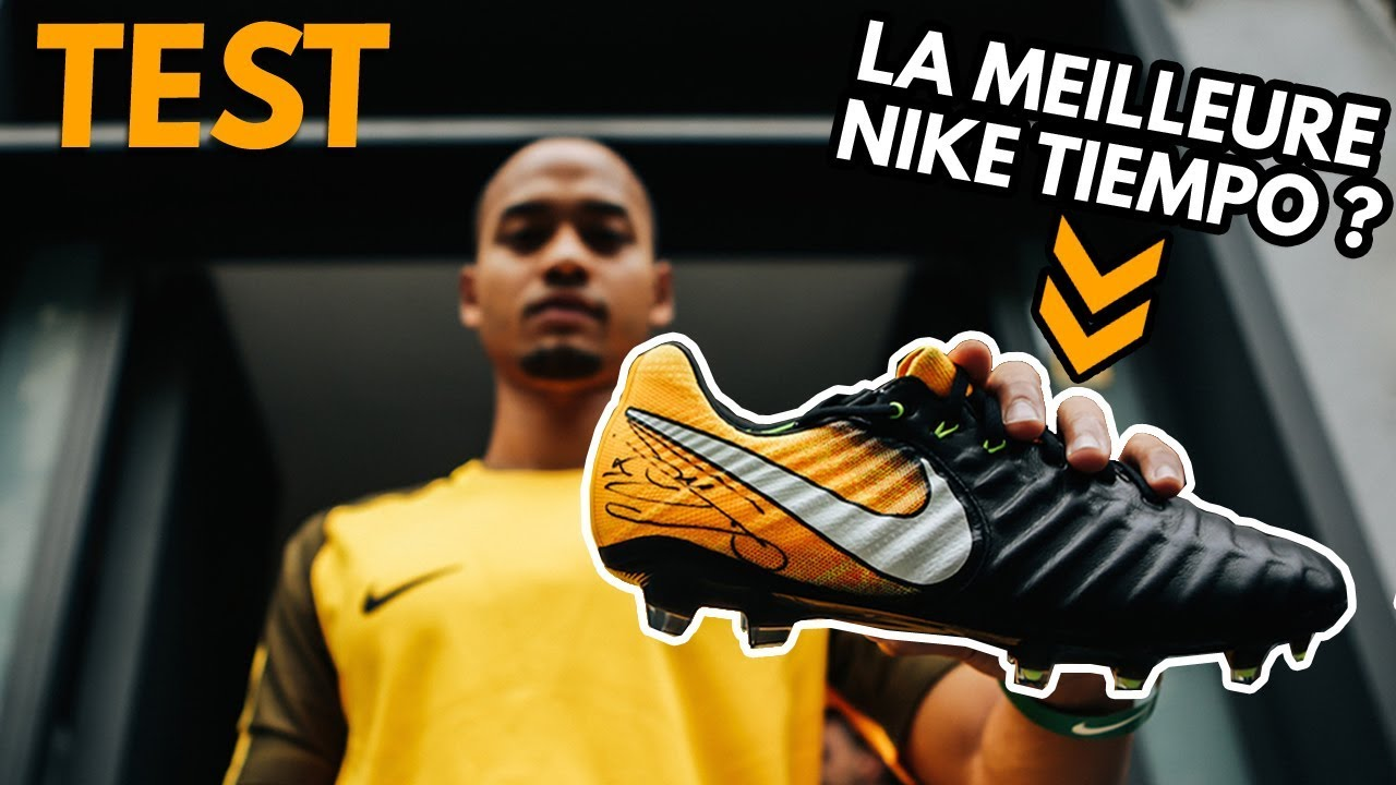 finest selection 92fd1 ae56d TEST - Nike Tiempo Legend 7 (Sergio Ramos, Varane, Pastore ...