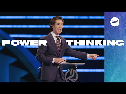 Power Thoughts  Joel Osteen