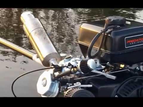 VANGUARD V-TWIN 16HP BRIGGS AND STRATTON MANCO GOKART   FpvRacer lt