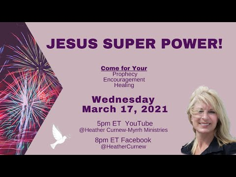 JESUS SUPER POWER! How To Overcome @ His Power