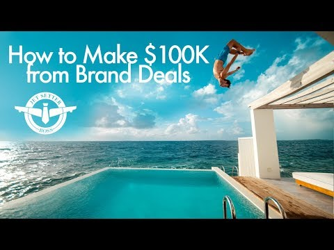 How to make $100K from Brand Deals - UCd5xLBi_QU6w7RGm5TTznyQ