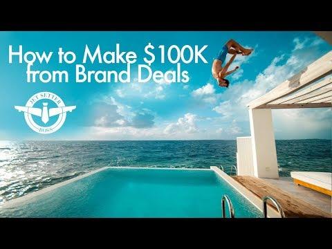 How to make $100K from Brand Deals - UCd5xLBi_QU6w7RGm5TTznyQ