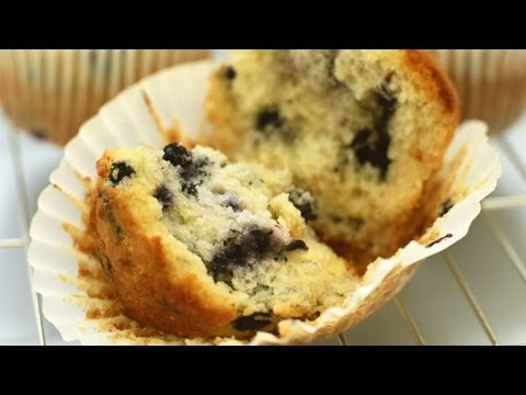 How to Bake Blueberry Muffins   P. Allen Smith Cooking Classics - UCDgr7nAbzYCkWxTsSJFcoGg