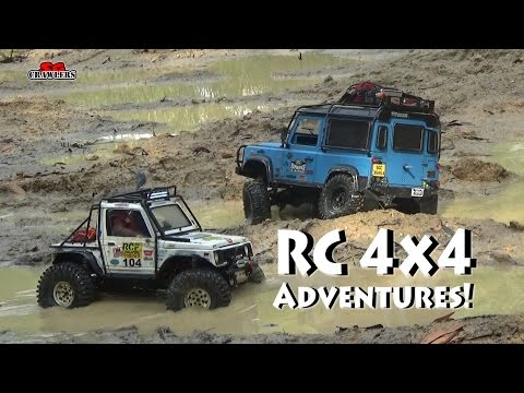 RC Offroad 4x4 trucks offroad expedition 4WD adventures! - UCfrs2WW2Qb0bvlD2RmKKsyw