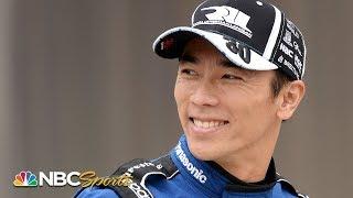 IndyCar driver Takuma Sato looks ahead to Tokyo Olympics | Motorsports on NBC