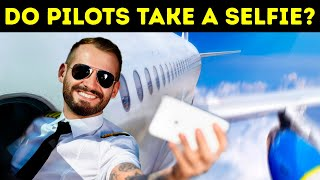 19 Surprising Things Pilots Can Do Onboard