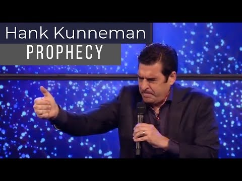 Hank Kunneman Prophecy: