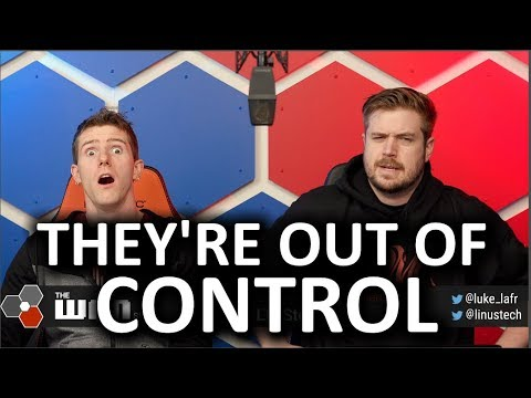 YouTube Copyright OUT OF CONTROL - WAN Show Feb 15, 2019 - UCXuqSBlHAE6Xw-yeJA0Tunw
