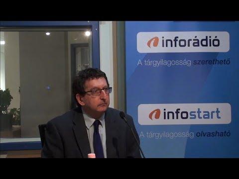 InfoRádió - Aréna - Csaba László - 2.rész - 2018.11.28.