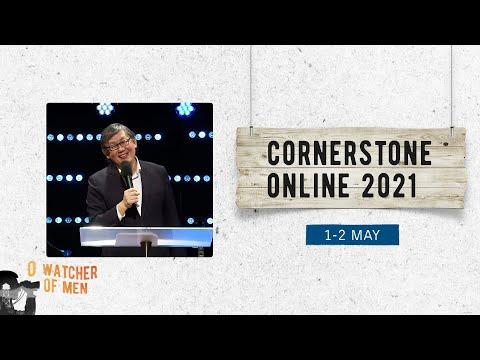 01-02 May 2021  O Watcher of Men  Ps. Yang Tuck Yoong  Cornerstone Community Church  CSCC Online