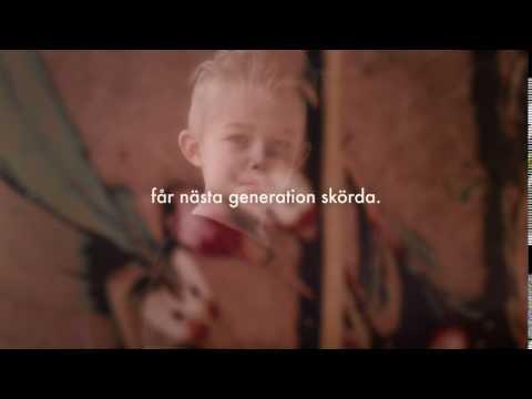 Reklamfilm 10 sek - Trädplantering