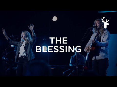 The Blessing - Sean Feucht and Emmy Rose  Moment