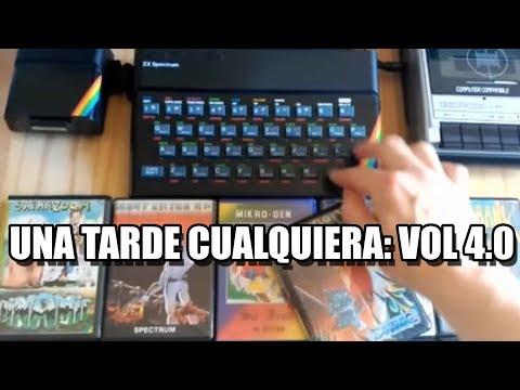ZX Spectrum: Una tarde cualquiera VOL 4.0
