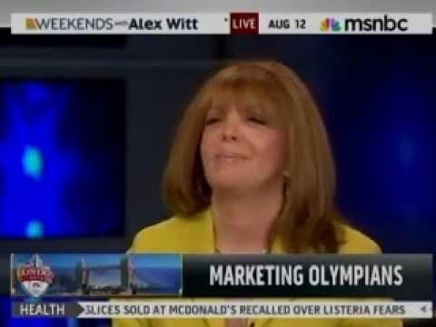 Linda Kaplan Thaler on Athlete Sponsorship Deals