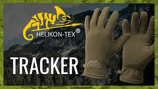 video - Rukavice HELIKON TRACKER a TREKKER - Military Range CZ/SK