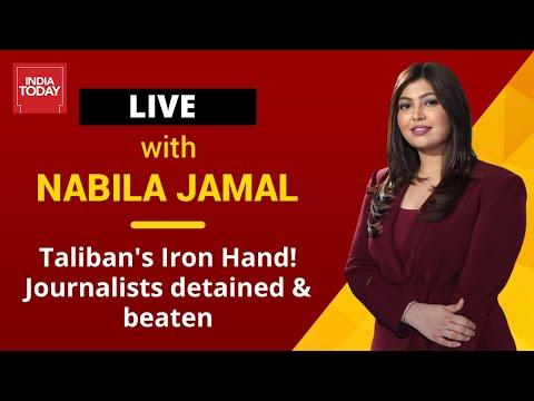Journalists beaten by Taliban