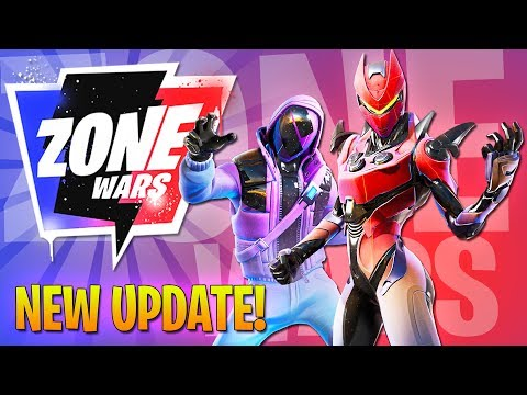 NEW UPDATE - ZONE WARS!! (Fortnite Battle Royale) - UC2wKfjlioOCLP4xQMOWNcgg