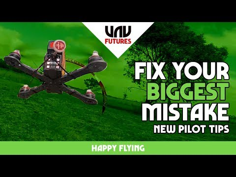 BIGGEST TIP FOR NEW DRONE PILOTS!! Happy flying #32 - UC3ioIOr3tH6Yz8qzr418R-g