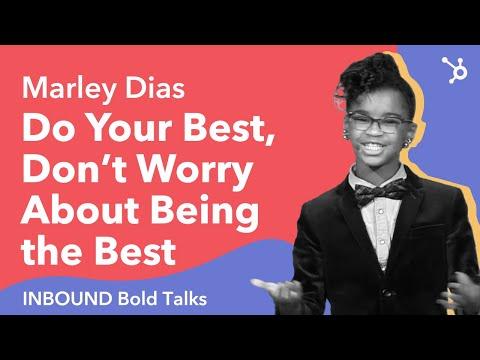 INBOUND 2016: Marley Dias