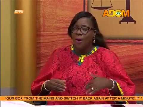 Mob Justice - Me Wo Case Anaa on Adom TV (25-2-17)