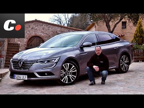 Renault Talisman | Prueba / Análisis / Test / Review en español | coches.net