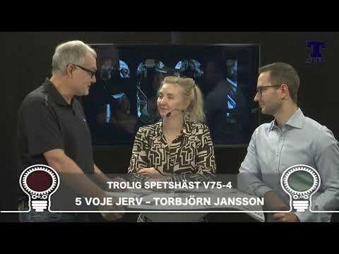V75 SOS - Gävle 30/11-19