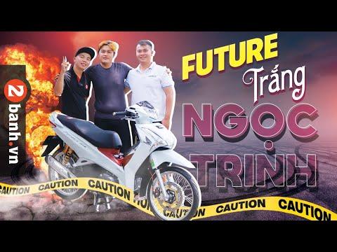 Future 125, dàn chân KHỦNG sau 2 tuần lăn bánh I 2banh Review